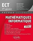 Mathématiques - Informatique - ECT 1re année - Nouveaux programmes