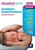 Réussite Concours Auxiliaire de puériculture - Concours d'entrée 2018 N°16 - Foucher - 27/09/2017
