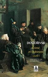 Crime et châtiment - Tome 1 Tome 1 de Fédor Mikhaïlovitch Dostoïevski