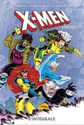 X-Men - Intégrale 1993 (IV) de John Romita Jr.