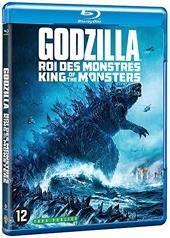 Godzilla - Roi des Monstres [Blu-Ray]