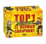 Top 1 - Le dernier survivant - Le dernier survivant - Jeu de société/jeu de cartes - Dès 14 ans et adulte