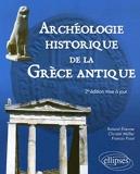 Archéologie historique de la Grèce Antique - Ellipses - 15/08/2006