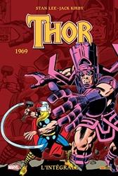 Thor - L'intégrale 1969 (T11) de Stan Lee
