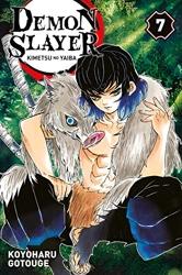 Demon Slayer - Tome 07 de Koyoharu Gotouge