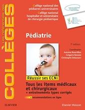 Pédiatrie d'Antoine Bourrillon