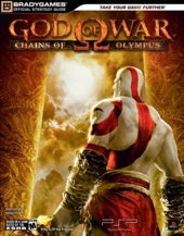 God of War - Chains of Olympus Official Strategy Guide de BradyGames