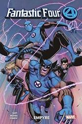 Fantastic Four T06 - Empyre de Paco Medina