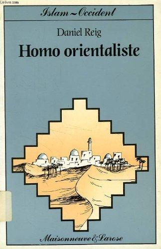 Homo orientaliste