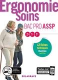Ergonomie, Soins 2de, 1re, Tle Bac Pro ASSP (2019) - Pochette élève -