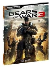 Gears of War 3 Signature Series Guide de BradyGames