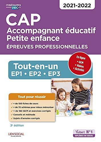 CAP Accompagnant éducatif Petite enfance - Épreuves professionnelles