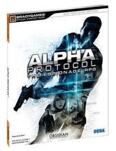 Alpha Protocol Official Strategy Guide de BradyGames