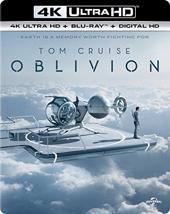 Oblivion [4K Ultra HD + Blu-ray + Digital UltraViolet] [4K Ultra HD + Blu-ray + Digital UltraViolet]