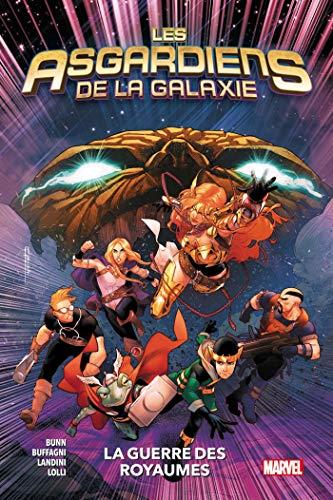 Les Asgardiens De La Galaxie Tome 2