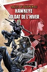 Tales of suspense - Hawkeye et le soldat de l'hiver de Matthew Rosenberg