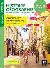 Les nouveaux cahiers - Histoire-Géographie-EMC CAP - Éd. 2019 - Manuel élève d'Olivier Apollon