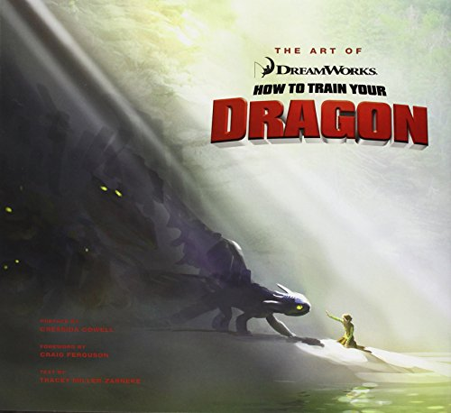 Art of How to Train Your Dragon