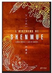 L'Histoire de Shenmue de Ramon Mendez