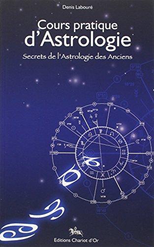 Cours pratique d'astrologie