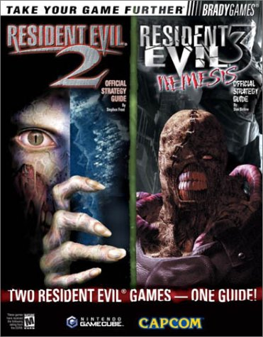 Resident Evil® 2 & 3 Official Strategy Guide for GameCube
