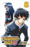 Médaka-Box T8 de Nisioisin,Akira Akatsuki (Illustrations) ( 26 juin 2013 ) - 26/06/2013