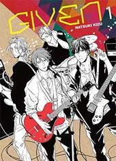 Given - Tome 1 de Natsuki Kizu