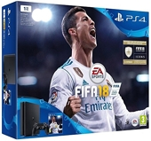 PS4 Slim 1To + FIFA 18
