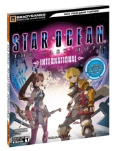 Star Ocean The Last Hope - INTERNATIONAL Signature Series Strategy Guide de BradyGames