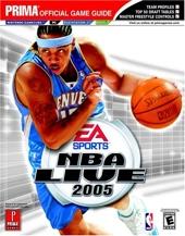 NBA Live 2005 - Prima Official Game Guide de Mark L. Cohen
