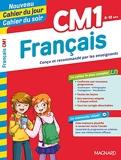 Cm1 Francais Cahier Du Jour Cahier Du So
