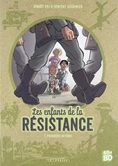 Les Enfants de la Résistance T01 - 48H BD 2018 de Dugomier