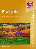 Les Nouveaux Cahiers Français 1re Bac Pro de Michèle Boni (12 mai 2010) Broché - 12/05/2010
