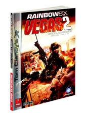 Tom Clancy's Rainbow Six Vegas 2 - Prima Official Game Guide de David Knight
