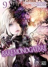 Bakemonogatari - Tome 09 d'Oh! Great