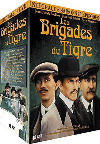 Les Brigades du Tigre-L'intégrale