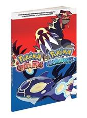 Guide Pokémon Rubis Omega et Saphir Alpha de The Pokemon Company