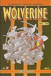 Wolverine Integrale T01 1988-1989 de Chris Claremont