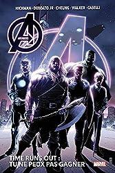 Avengers - Time Runs Out T01 - Tu ne peux pas gagner de Jonathan Hickman
