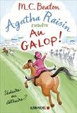 Agatha Raisin 31 - Au galop !