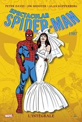 Spectacular Spider-Man - L'intégrale 1987 (T48): T48 d'Alan Kupperberg