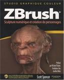 Zbrush - Sculpture numérique et création de personnages (DVD ROM inclus)
