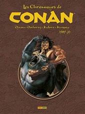 Les chroniques de Conan 1989 (I) de Chuck Dixon