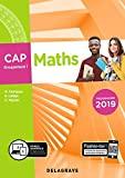 Maths CAP Groupement 1 (2019) Pochette élève (2019)