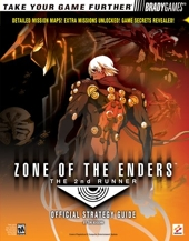 Zone of the Enders(tm) - The 2nd Runner Official Strategy Guide de Tim Bogenn