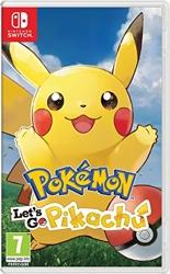 Pokémon - Let's Go, Pikachu