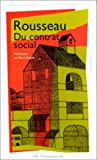 Du contrat social - Flammarion - 25/03/1993