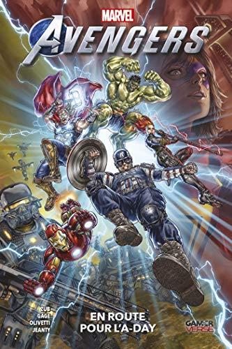 Marvel's Avengers Videogame T01