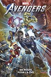 Marvel's Avengers Videogame T01 - En route pour l'A-Day de Jim Zub