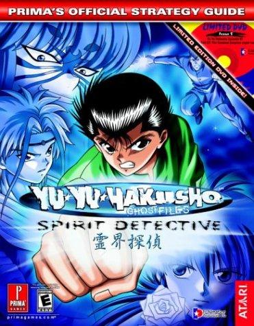 Yu-Yu Hakusho Ghost Files
